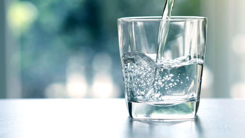percorso acqua nel corpo umano